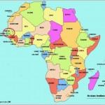Vue d'Afrique. Senécole.