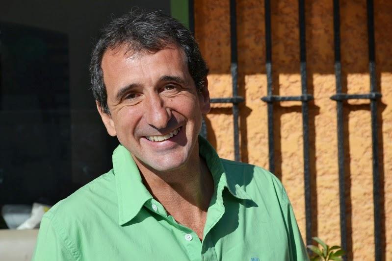 Olivier Champin, Trésorier de l'association Senécole
