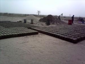 Construction de l'école - 2013 - Senecole